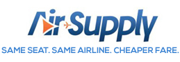 Corporate & Humanitarian Travel Management by Air Supply NYC Logo